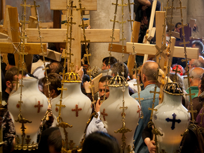 La <span>Colletta</span> del Venerdì Santo