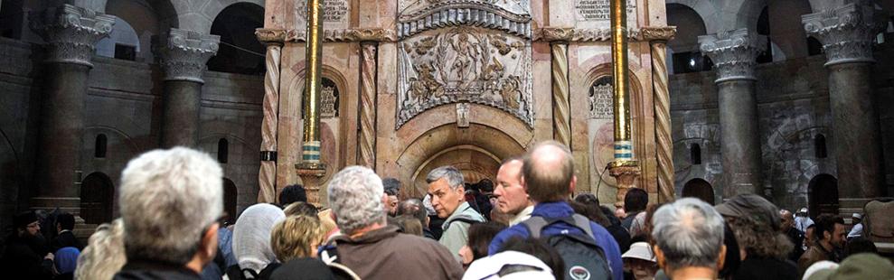 Gerusalemme: Basilica del Santo Sepolcro